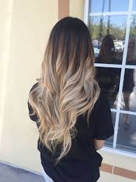25 long hair colors ideas baylage brunette