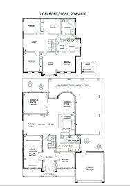 oakmont floor plan oakmont lee parade of homes the oakmont