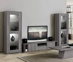 Living Room Furniture For Tv Futura Grey Tv Unit Living Room Furniture Contemporary On Cabinet