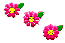 Smiley Flowers - best smiley face flower 23617 clipartion com