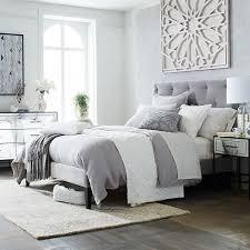 best 25 gray headboard ideas on pinterest gray bed gray