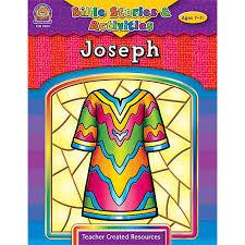 bible stories u0026 activities joseph tcr7054 teacher created
