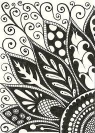 how to make a zendoodle 723 best zentangle doodle images on mandalas
