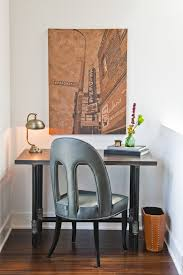 Decorating Ideas For Small Office Impressive Creative Desk Ideas For Small Spaces Simple Office