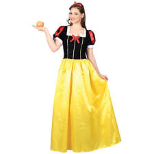 ladies fairytale snow princess fancy dress halloween costume x