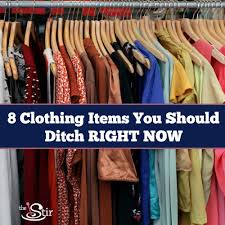 Clean Out Your Closet 8 Things In Your Closet To Throw Out Right Now Cafemom