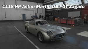 aston martin db4 zagato how fast will it go 1960 aston martin db4 gt zagato forza