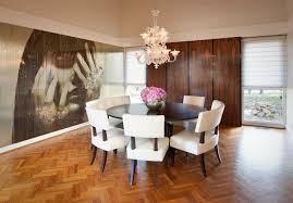 Modern Round Dining Room Table Adorable Design Modern Round Dining - Modern round dining room table