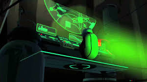 green lantern neon light preview clip for green lantern the animated series episode 24
