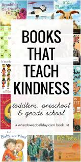 children u0027s books that encourage kindness toddler preschool