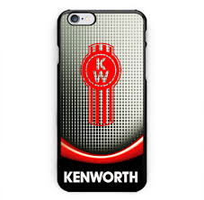 brand new kenworth new kenworth truck custom logo print on hard case for iphone 6 6s