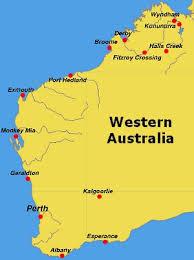 bartender resume template australia maps geraldton on images map of western australia