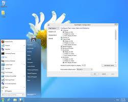 bureau windows 7 sur windows 8 1 dossier windows 7 5 l ergonomie de windows 7 sur windows 8