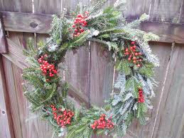 Homemade Christmas Wreaths by Easy Diy Christmas Wreath Coffee To Compost