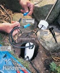 Installing Low Voltage Landscape Lighting Outdoor Low Voltage Lighting Family Handyman