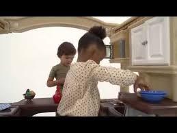 Walk In Play Kitchen by Step2 Lifestyle Grand Walk In Kitchen Youtube