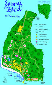 map of island island map