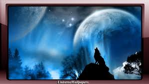 wolf moon wallpaper apps on play