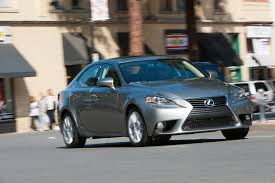 2014 lexus is 250 gas mileage 2014 lexus is drive automobile magazine