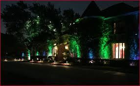 Colored Landscape Lighting Colored Landscape Lighting Best Products B Dara Net
