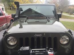 jeep wrangler tj light bar 1997 jeep wrangler tj jk 20 hood kit infinite offroad