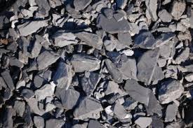 Grey Landscape Rock by Grey Slate Lurvey Landscape Supply