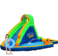 commercial bounce houses inflatable water slide pool pictures with