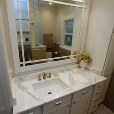 Craftsman Style Bathroom Before And After Focus On Detail In This Mission Style Bath Remodel