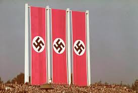 German Flag In Ww2 Color Photos From Pre War Germany