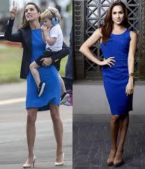 3 times kate middleton u0026 prince harry u0027s meghan markle dress