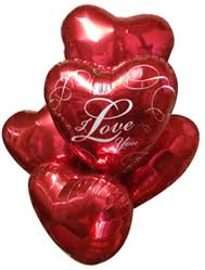 valentines day balloon delivery valentines day balloon valentines balloons box bouquet
