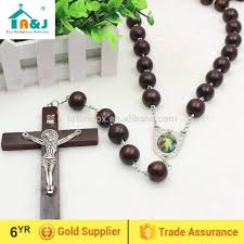 wall rosary big wooden bead wall rosary buy wooden wall rosary big bead