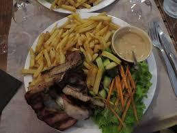 suce dans la cuisine veau suce morilles picture of le florentin aubagne tripadvisor