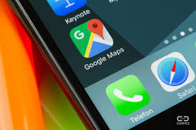 Googlle Maps Mit Google Maps Für Ios Könnt Ihr Nun Euer Revier Markieren