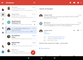 official gmail blog all your mail together in one place