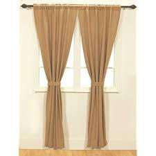 Brown Burlap Curtains Burlap Curtains