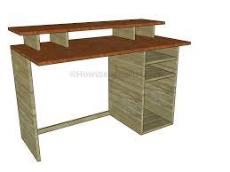 Corner Computer Desk Plans by Furniture 64 Great Computer Desk Designs Corner Computer Desk