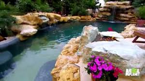 insane pools brings the caribbean to this family u0027s backyard youtube