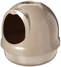 petmate booda dome litter pan metallic pearl white amazon co uk