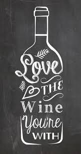 wine bottle svg chalkboard style kitchen art poster svg style maybe home