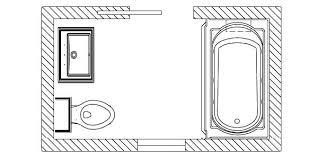 small bathroom floorplans modern on bathroom with small floor