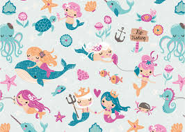 mad about mermaids at jo ann stores mermaid quirky art and