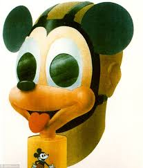 mickey mouse gas mask walt disney designed protect