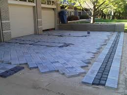 Concrete Patio Cost Per Square Foot by Paver Cost Landscaping Network