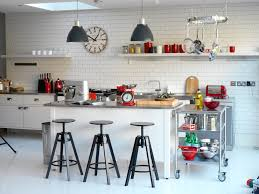 Industrial Style Kitchen Designs Amazing Industrial Style Kitchens For Small Home Decoration Ideas