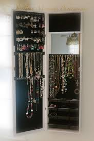 jewelry armoire full length mirror mirrors stand up mirror jewelry armoire mirror jewelry organizer