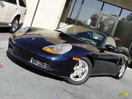 Porsche Boxster 1998 - 1998 ocean blue metallic porsche boxster 73680842 gtcarlot com