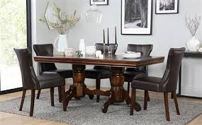 Dining Table And 6 Chairs Cheap Wood Dining Sets Furniture Choice