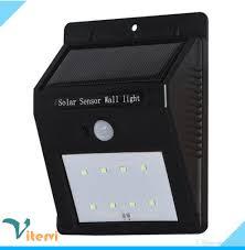 Garden Led Solar Lights by 2017 Outdoor Waterproof Led Solar Light 8leds Ip65 Solar Wall Lamp