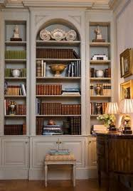 Arched Bookcase Built In Library Bookcases Photos Yvotube Com